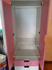white and pink metal pet cage Norfolk, 23513