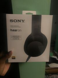 SONY h.ear on Headphones  Toronto, M9L 1B5