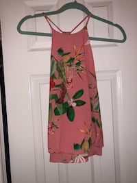 women's multicolored floral sleeveless dress Arlington, 22201