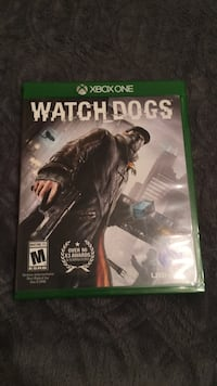 Xbox One Watch Dogs case 2183 km