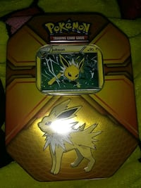 Pokemon trading card game tin Turlock, 95382