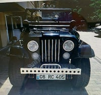 1977 Jeep CJ Sincan