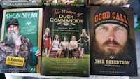 Duck Dynasty Books New Spring, 77389