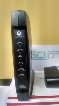 Cable Modem / Router