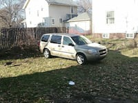 05 uplander blown engine selling parts or whole