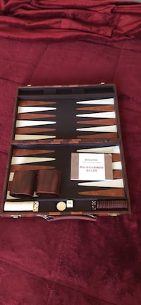 Pressman BACKGAMMON Game