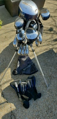DM PRO STEEL GOLF CLUB SET  Virginia Beach, 23464