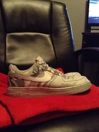 Reflective camp airforce ones size 10.5 Cambridge, N1T