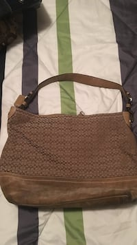 brown leather hobo bag Johnstown, 15902