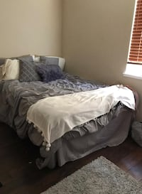 gray bed skirt Sacramento, 95829
