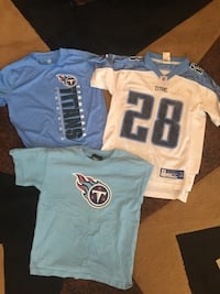 Youth Med Titans jersey & shirts Cookeville, 38501