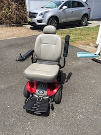 gray and black motorized wheelchair Bayville, 08721