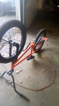 Bmx  bike for sale it's a fit frame....trade for ps4 Sharon