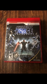 Ps3 Star Wars the force unleashed Mesa, 85207