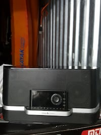 Sirius xm boom box w/onyx radio Clifton, 07013