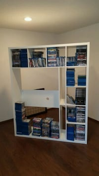 TV Stand With Shelves 2290 mi