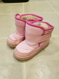 Toddler's boots. Size 9 Springfield, 22153