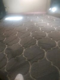 carpet excellent condition no stains just been sha