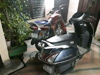 black and gray motor scooter Roorkee, 247667