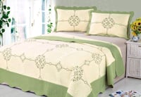 Embroidered Quilts King size Mississauga, L5V 1E8