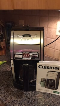 Cuisinart Grind & Brew Mount Holly, 08060