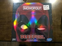 Monopoly Deadpool Collectors Edition Charlotte, 28262