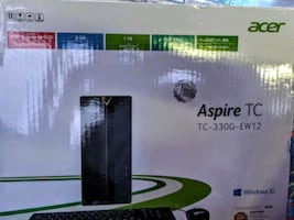 Acer Aspire TC 330G-EW12 (brand new in box)