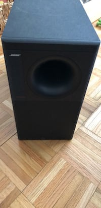 Bose Stereo System with speaker stands New York, 10036