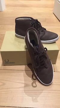 Zapatos Fred Perry con forrados al interior Madrid, 28010