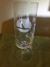 Eastern Airlines Champagne Flutes - Christmas Gift South Miami, 33143