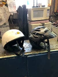 $30 for the pair of helmets