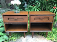 Delivery - pair of MCM night stands  Toronto, M9B 3C6