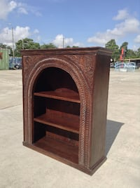 Carved Bookcase Lakewood