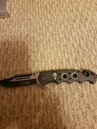 black and gray pocket knife Guelph, N1G 3E9