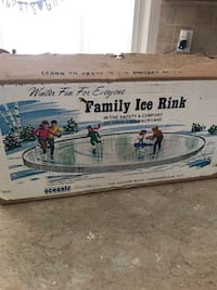 Portable ice rink kit Mount Sinai, 11766