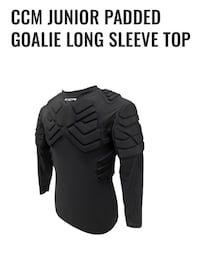 Goalie padded shirt CCM Ajax, L1Z 0C9
