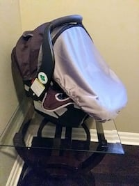 Black and grey baby carrier Toronto, M1S 4W1