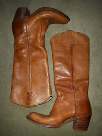 Authentic JUSTINE BOOTS 7 1/2B Mississauga, L4W 3K2