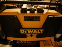 Dewalt radio/charger Middlesex County, N0L