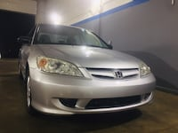 Honda - Civic - 2005 1 mi