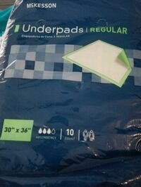 Small adult pullups and Underpads Baltimore, 21229