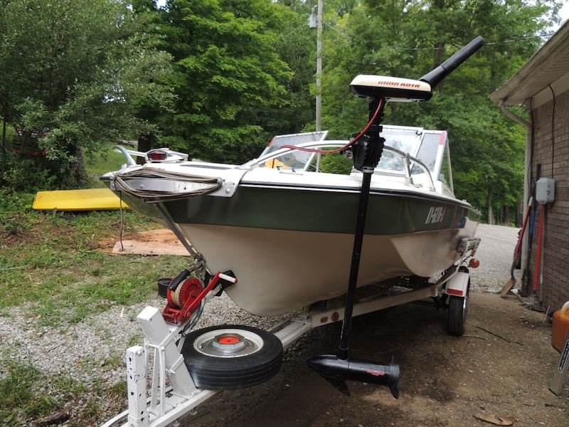 1971 thundercraft in excellent shape 4