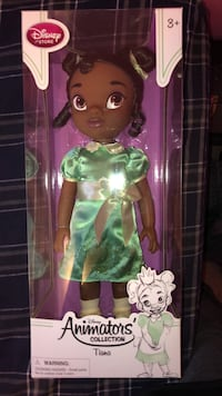 Disney animators collection Tiana