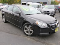 2012 Chevrolet Malibu for sale Weymouth