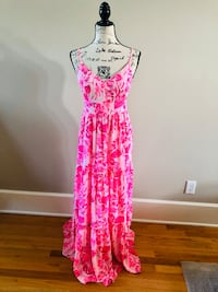 Lilly Melody Maxi Dress Size 2