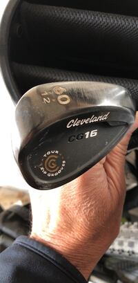 Cleveland CG 16 -60 degree wedge with 12 bounce Palm Springs, 92262