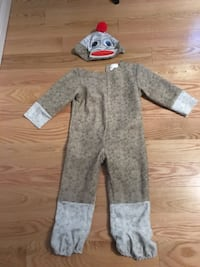 Baby costumes (6 months and 12 months) 10$ each Montréal, H1E 2R1