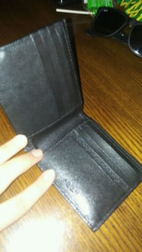 black leather Coach wallet Citrus Heights, 95610