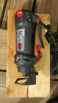 black and red Milwaukee corded power tool El Dorado Hills, 95762