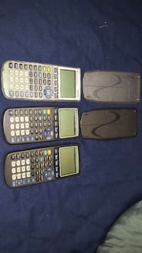 Ti83 plus silver edition x3 all work Stafford, 22556